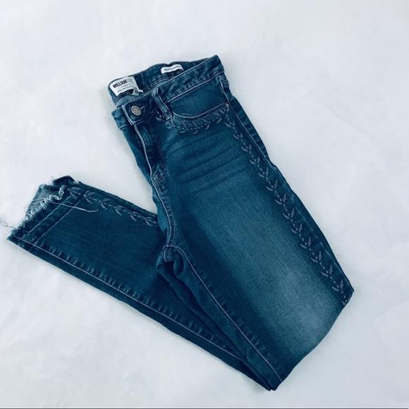 081e2e09a58 Womens William Rast Sculpted High Rise Jeans Sz 29.  M 5bc52a2b34a4ef4ebbc65122